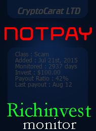 ссылка на мониторинг http://richinvestmonitor.com/?a=details&lid=16494