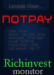 ссылка на мониторинг http://richinvestmonitor.com/?a=details&lid=17563
