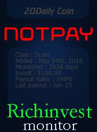 ссылка на мониторинг http://richinvestmonitor.com/?a=details&lid=17701
