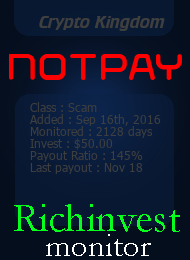 ссылка на мониторинг http://richinvestmonitor.com/?a=details&lid=17860
