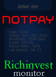 richinvestmonitor.com - hyip jokerinv group