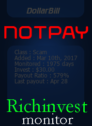 richinvestmonitor.com - hyip dollar bill