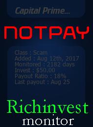 richinvestmonitor.com - hyip capital primex ltd