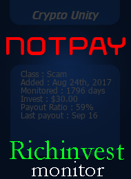 richinvestmonitor.com - hyip cryptounity global ltd