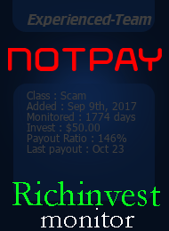 richinvestmonitor.com - hyip experienced team