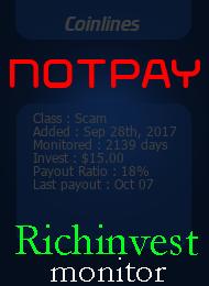ссылка на мониторинг http://richinvestmonitor.com/?a=details&lid=84343