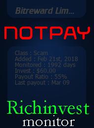 ссылка на мониторинг http://richinvestmonitor.com/?a=details&lid=84435
