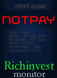 ссылка на мониторинг https://richinvestmonitor.com/?a=details&lid=84807