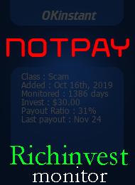 ссылка на мониторинг https://richinvestmonitor.com/?a=details&lid=84872